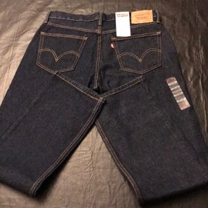 Levis Mens Straight Fit